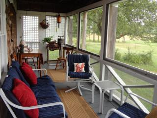 Salt Water Farm Cabin, Organic waterfront - Brooksville vacation rentals