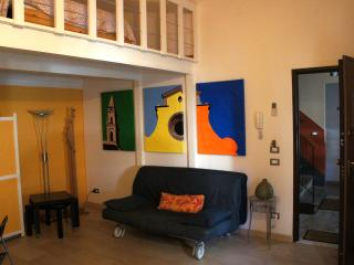 A Casa di Olga 1 bedroom apartment - split level - Florence vacation rentals