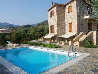 Villa in Kardamyli, Peloponese - Stoupa vacation rentals