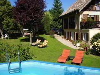 2 Bedroom French Riviera Vacation Home with a Pool and Garden - Selonnet vacation rentals