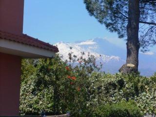 ETNA HOLIDAY HOME - between ETNA and TAORMINA - Carruba vacation rentals