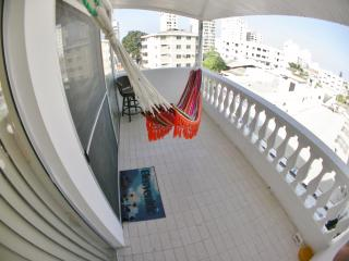 Spacious & Well Ventilated Apartment by the Beach. - Ecuador vacation rentals