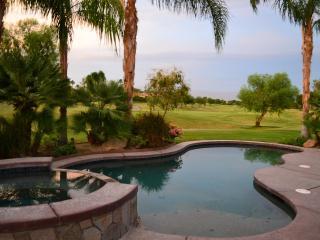 Private 4 Br, 4 Ba Estate Corner Lot  PGA West.Pool.SPA.Golf - No Pets - La Quinta vacation rentals