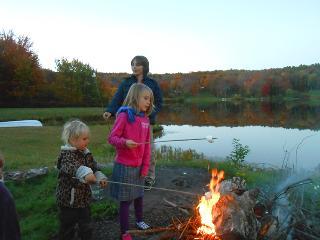 Cozy Campfires Under Starlit Skies - Roxbury vacation rentals