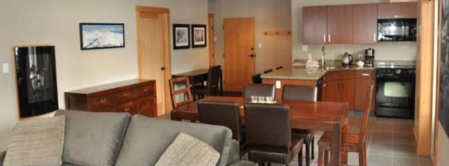Living Room - Kookaburra Village Center - KL301 - 140 - Sun Peaks - rentals