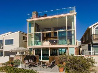 3545 O - The Glass House - Hollywood Beach Oceanfront - Ventura vacation rentals