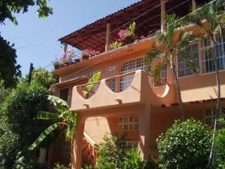 Casa Lagartija, Apt. #2:  Spacious Apartment Close to the Beach and Town - Zihuatanejo vacation rentals