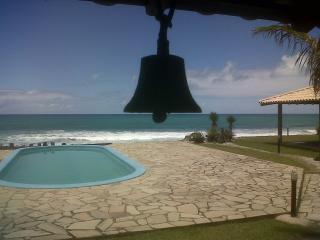 BRASIL MACEIO ALAGOAS CASA FRENTA AL MAR - Sao Miguel dos Milagres vacation rentals