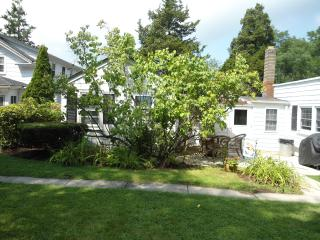 Historic White Blossom House - Circa 1830 Cottage - Sag Harbor vacation rentals