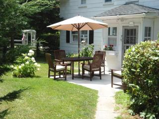Historic White Blossom House - Circa 1830 Apartmen - Sag Harbor vacation rentals
