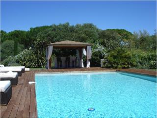 Private 6 Bedroom Villa with a Hot Tub and Pool, St. Tropez Ramatuelle - Le Lavandou vacation rentals