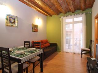 Colourful Flat Near Las Ramblas - Barcelona vacation rentals