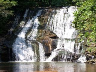 1950's Cabin On Cane Creek Above The Falls-2br/1ba - Dahlonega vacation rentals