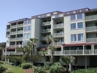 Exterior view of building (ocean side) - Amelia Island Plantation Shipwatch1373 - Amelia Island - rentals