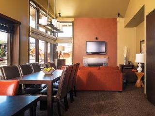 Scenic view Hotel Terra Two Bedroom Suite with Ski-in/ski out & jacuzzi - Teton Village vacation rentals