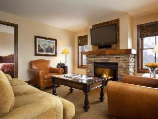 Scenic Teton Mountain Lodge & Spa One Bedroom Suite with Ski-in/ski out & jacuzzi - Teton Village vacation rentals