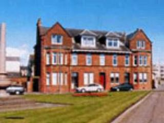 Beautiful quiet beach front apt awesome sea views - South Ayrshire vacation rentals