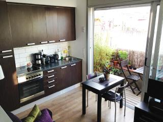 PANORAMIC ATICO - mini-penthouse + terrace - Barcelona vacation rentals