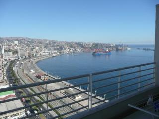 Apartment  Great view of the harbor of valparaiso - Valparaiso vacation rentals