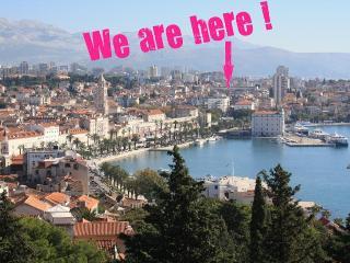 Split center apartment 1 just 3 min away from sea - Split vacation rentals