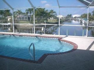 Waterfront Villa Marie @ Cape Coral, FL - Cape Coral vacation rentals