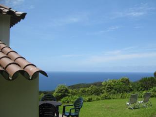 Casa da Cisterna - Spectacular ocean view - Cedros vacation rentals