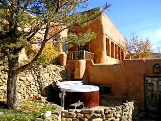 Adobe Hacienda - main house - New Mexico vacation rentals