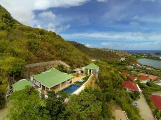 Nilmath at Grand Cul de Sac, St. Barth - Ocean View, Great Outdoor Living, Pool and Jacuzzi - Grand Cul-de-Sac vacation rentals