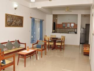 Serviced Apartment 3 BHK  Pondicherry Mel Ville - Pondicherry vacation rentals