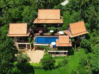 Thai style villa with amazing Ocean Views - Surat Thani Province vacation rentals