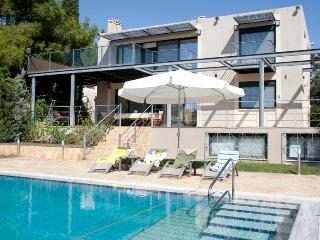 Astonishing Villa with Pvt Pool next to the beach - Attica vacation rentals