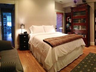 Quintessential DC Studio in Historic Capitol Hill Row House - Washington DC vacation rentals