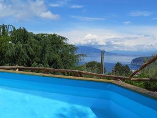Villa panoramica Sorrento with swimming pool - Sorrento vacation rentals