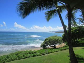Direct Oceanfront with the Beach at Your Feet - Wailua vacation rentals