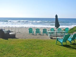 Breathtaking Beachfront Cottage with Private Beach - Oceanside vacation rentals