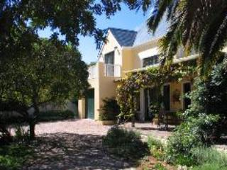 View of the Cottage from the Garden - Jonquil Luxury Guest Cottage - Franschhoek - rentals