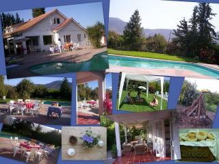Grande y Acogedora Casa de Campo 1 hra de Santiago - La Calera vacation rentals