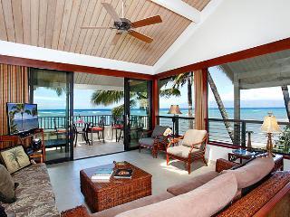 Ocean Front Prime 2 Bedroom Luxury Condo Unit 05 - Lahaina vacation rentals