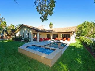 Casa Anjelika- pristine grounds- pool, jacuzzi & fire pit, central location - South Pasadena vacation rentals