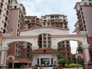 Main Entrance Building/Guard House - Marina Court Condominium - Kota Kinabalu - rentals