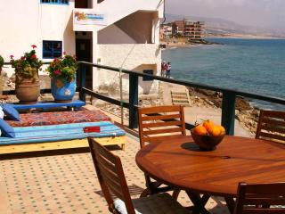 FANTASTIC APARTMENT ON THE BEACH IN TAGHAZOUT. - Taghazout vacation rentals