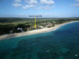 Ocean Front 2 Bedroom Condo on Cabarete Kitebeach - Cabarete vacation rentals