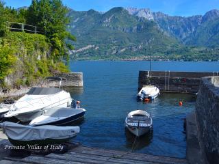 Lake Como Luxury Lake Front Villa, with Pool & spectacular views sleeps 16 - Lierna vacation rentals