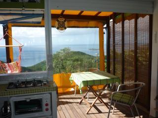 Paradis avec vue imprenable à 180° à Bouillante - Le Gosier vacation rentals