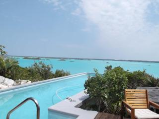 Chalk Sound Villa with Amazing Views, Private Cove - Providenciales vacation rentals
