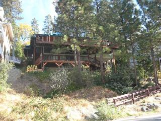 Knott (Sat-Sat) 12p - Shaver Lake vacation rentals