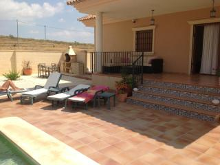 Modern Detached Villa in quiet real Spain location - Pinoso vacation rentals