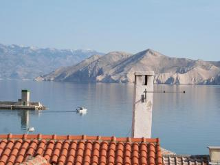 Authentic stone house in Baska (2+2) - Baska vacation rentals