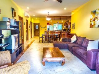 Ground Floor unit with views of the Gardens and Pools - Playa del Carmen vacation rentals