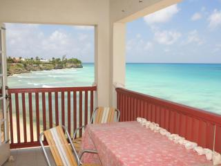 Beautiful Beach front Apartment - Oistins vacation rentals